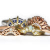 Zoe Pook headdress rings