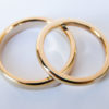 18ct Rose Gold wedding band
