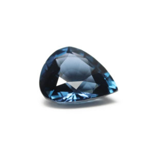 Blue pear spinel