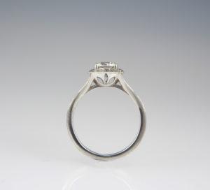 Phyllis Engagement Ring - plan