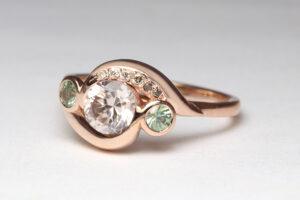 zircon sapphires diamonds