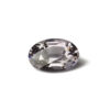 Oval grey spinel